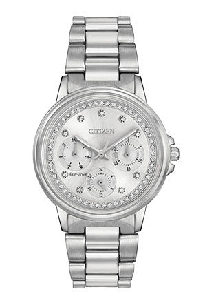FD2040-57A Silhouette Crystal - Citizen Ladies