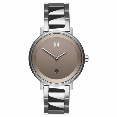 MF02-S Signature II CLOUD SILVER ladies 34MM