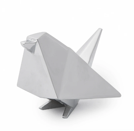 Origami Bird Ring Holder
