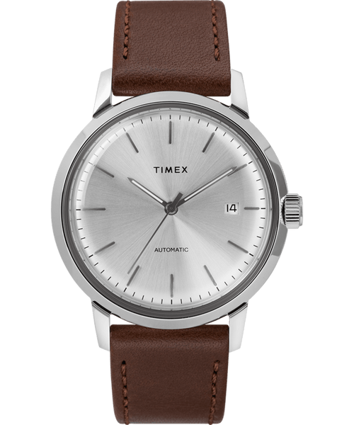 Timex Marlin® Automatic - available in brown and black