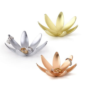 Flower Jewellery Holder
