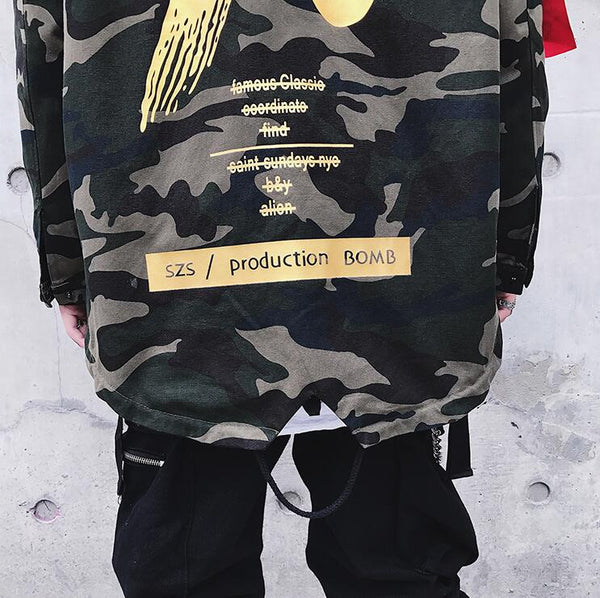 DREAM WØRLD Jacket