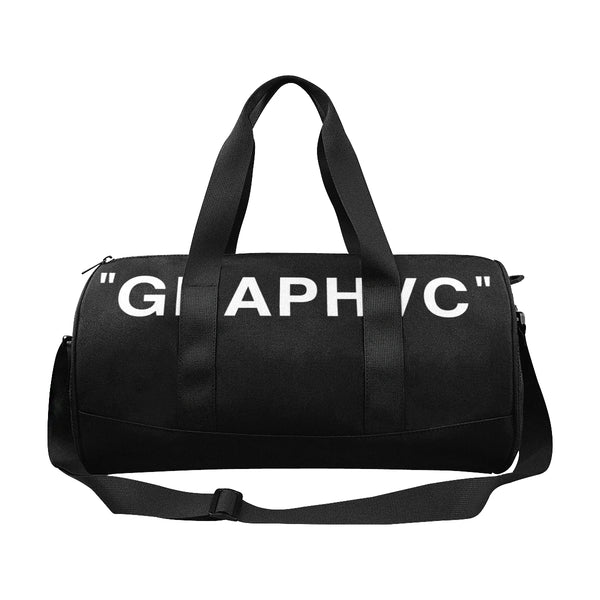 """GRAPHVC"" Duffle Bag"