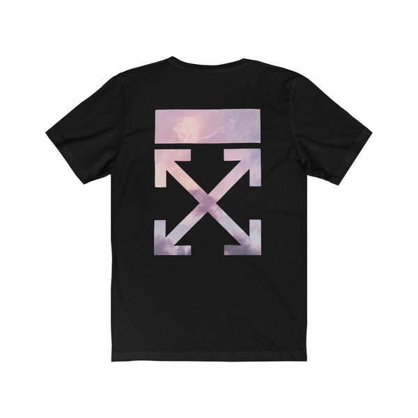 aKDPhi Clouds Arrows Tee