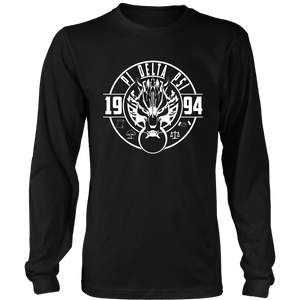 Pi Delta Psi Four Pillars Long Sleeve