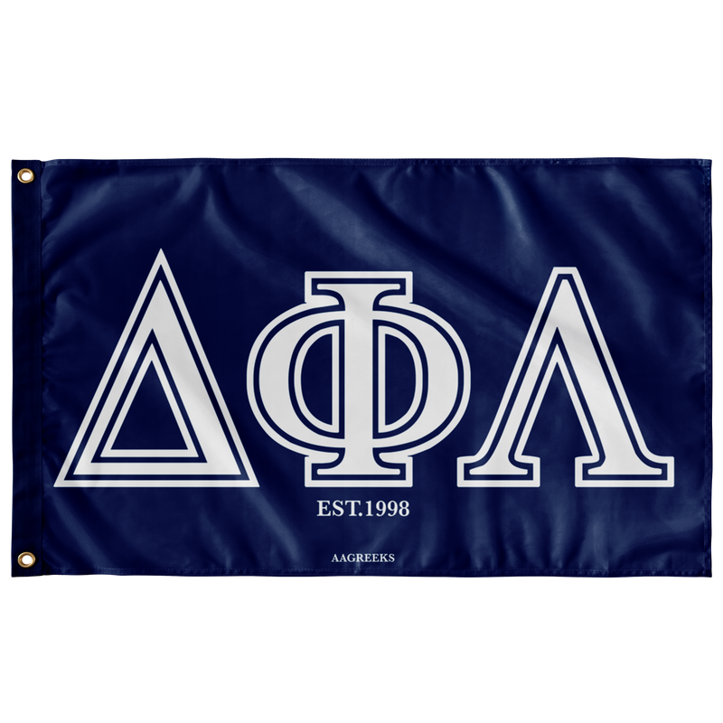 Delta Phi Lambda - Simple Flag