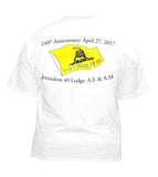 Battle of Ridgefield Limited Edition Commemorative T-Shirt