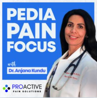 Pedia Pain Focus: Putting Pain Care Skills in Your Patients and Families' Hands (Ep 49 with Dr. Rachael Coakley)