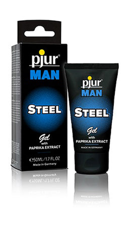 Man Steel Cream