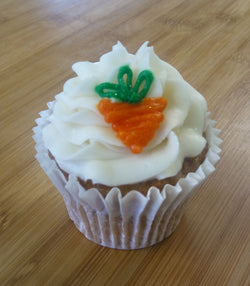 What's Up Doc? Cupcake (Carrot)
