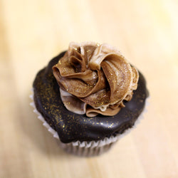 Chocolate Madness Cupcake