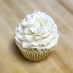 French Vanilla Cupcake