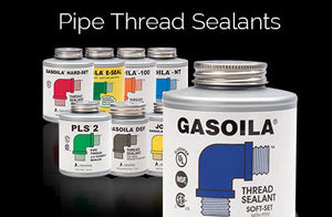 GSA Supply's assortment of Pipe Thread Sealants
