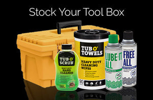 GSA Supply's Stock Your Tool Box package.