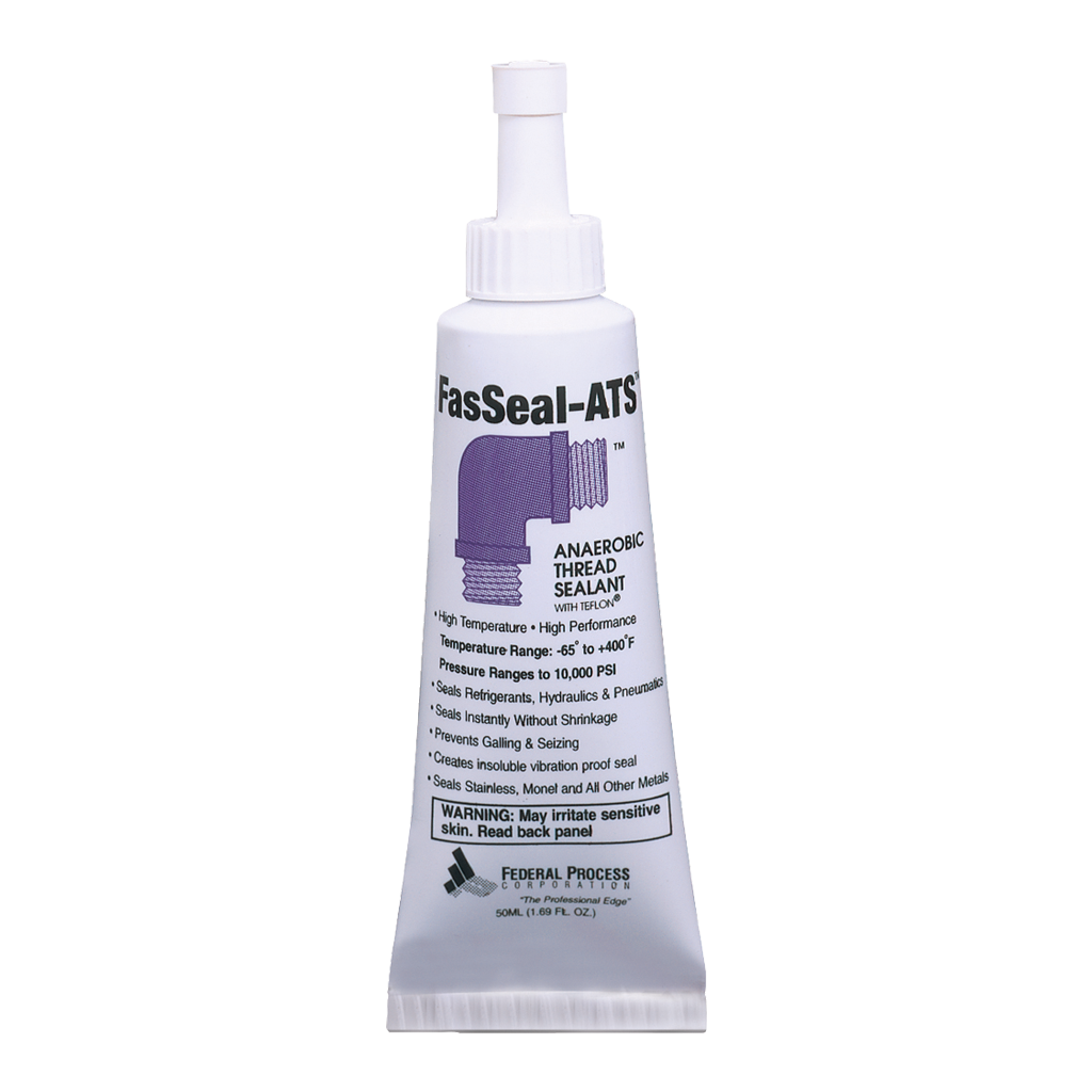 Fasseal Ats Anaerobic Thread Sealant With Ptfe Federal