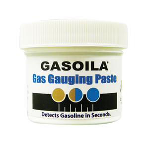 A container of Gasoila Gas Gauging Paste