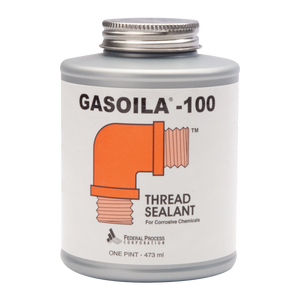 A one pint can of Gasoila®-100 Thread Sealant