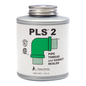 A one pint can of PLS-2 Pipe Thread and Gasket Sealer