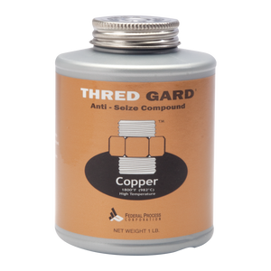 A can of Thred Gard Copper