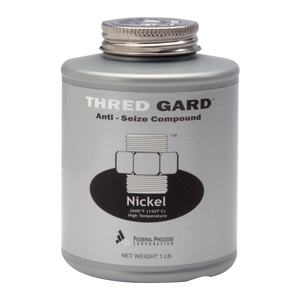 A can of Thred Gard Nickel