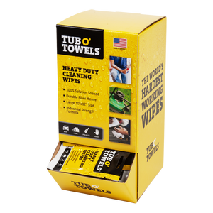 Tub O' Towels 100 Count Gravity Feed Box