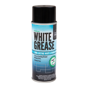 A can of Premium White Grease