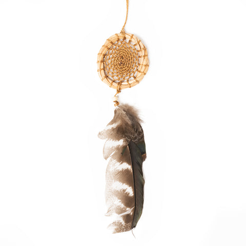 The Light Dream Catcher (Brown)