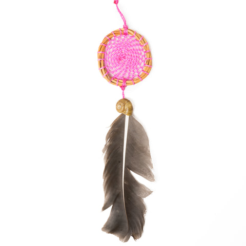 The Love Dream Catcher (Pink)