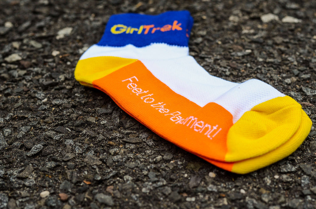 Feet to the Pavement Socks!