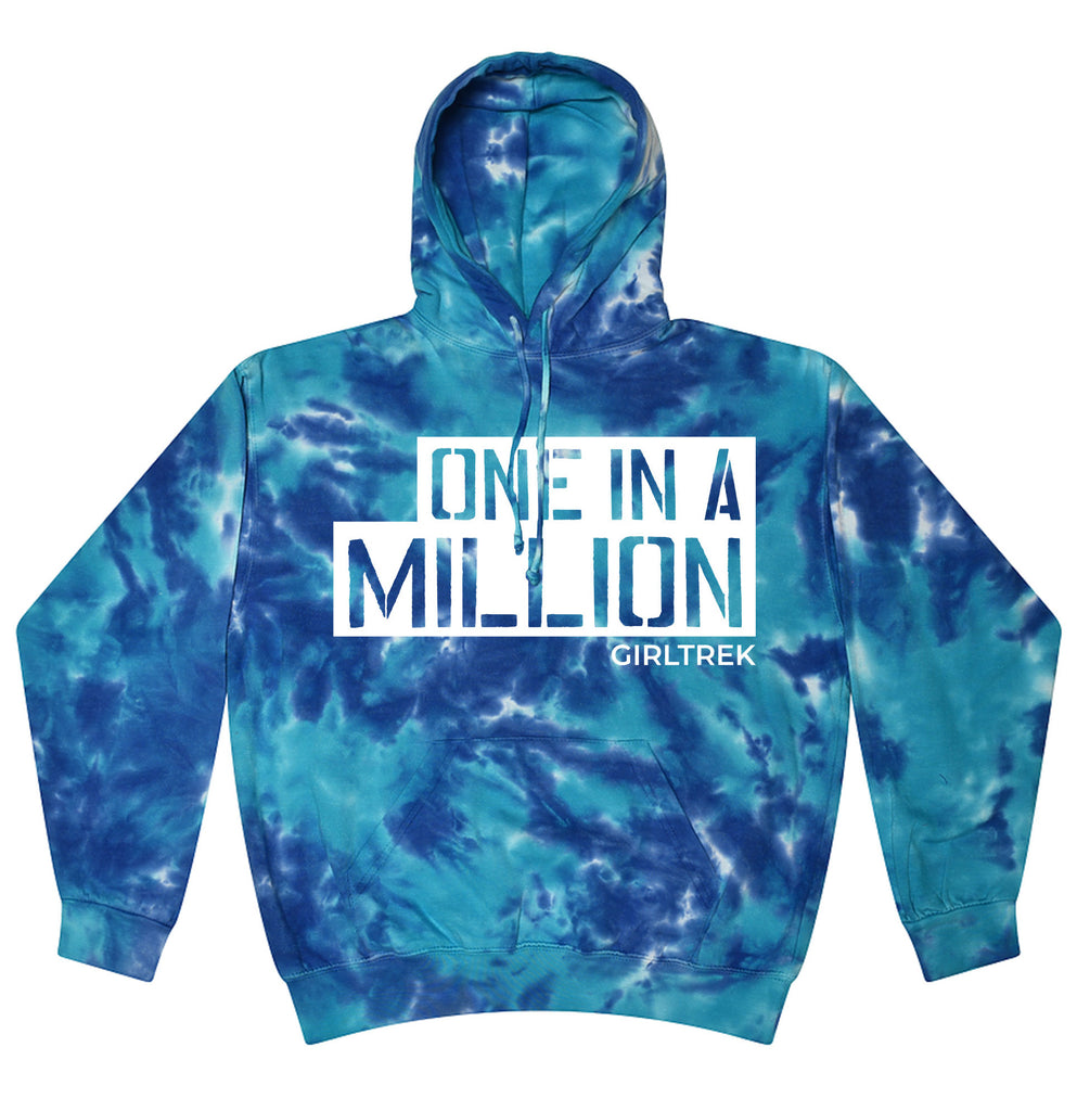 One in a Million: Limited Edition Tie-Dye Sweatshirt
