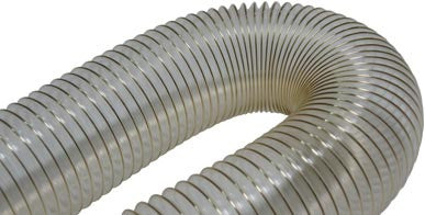 8-Inch Duct - Popular Hose Size used in Abrasives Movement