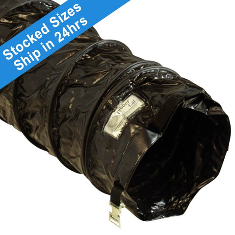 """Air Ventilator Black"" Flexible Ducting"