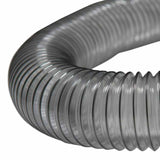 """PVC Flexduct Light-Duty Clear"" Duct Hose"