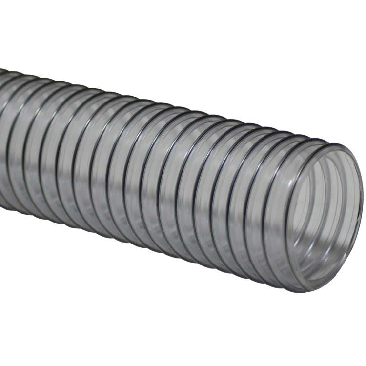 """PVC Flexduct Medium-Duty"" Flexible Hose"