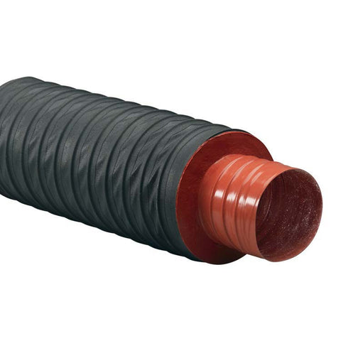 """Silico-550 Insulated"" Flexible Insulated Duct"
