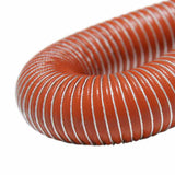 """Silico-550 Single Ply"" High Temperature Hose"