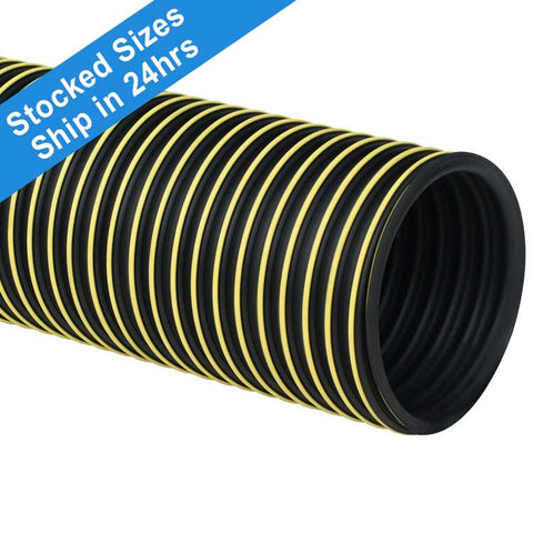 """Thermoplastic Flex Medium-Duty WS"" Thermoplastic Rubber Duct"
