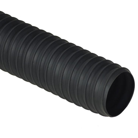 """Thermoplastic Flex Extra Light-Duty"" Rubber Duct"