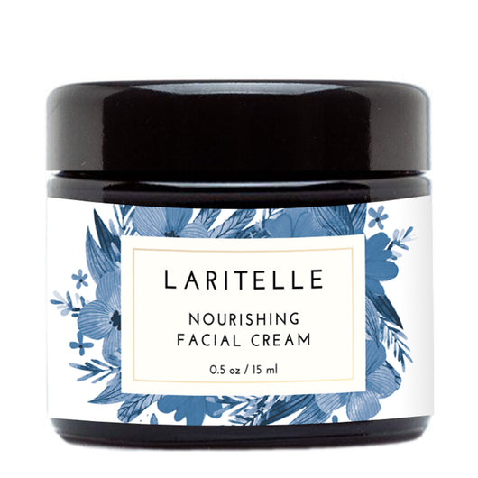 Laritelle Organic Nourishing Facial Cream 0.5 oz