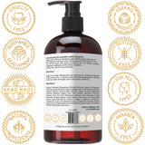 Laritelle Organic Unscented Shampoo Herbal Magic 1 oz (sample)
