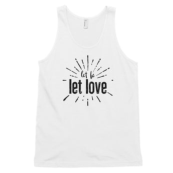 Let Be Let Love Men's Tank