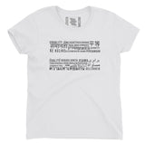 Equality Around the World Women's Tee