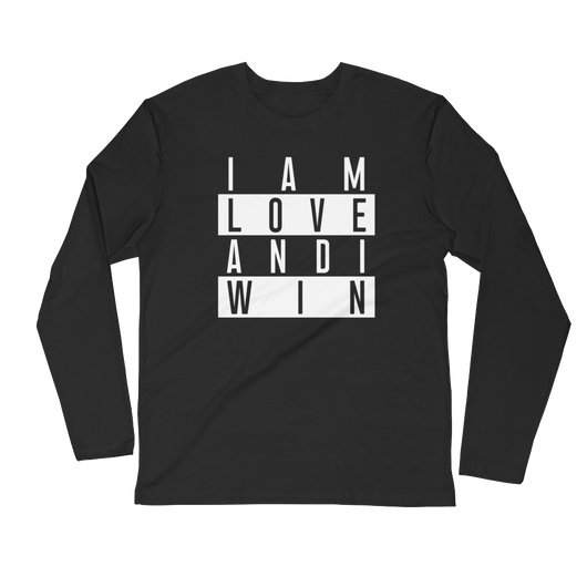 Love Will Win Long Sleeve