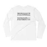 Equality Around the World Long Sleeve