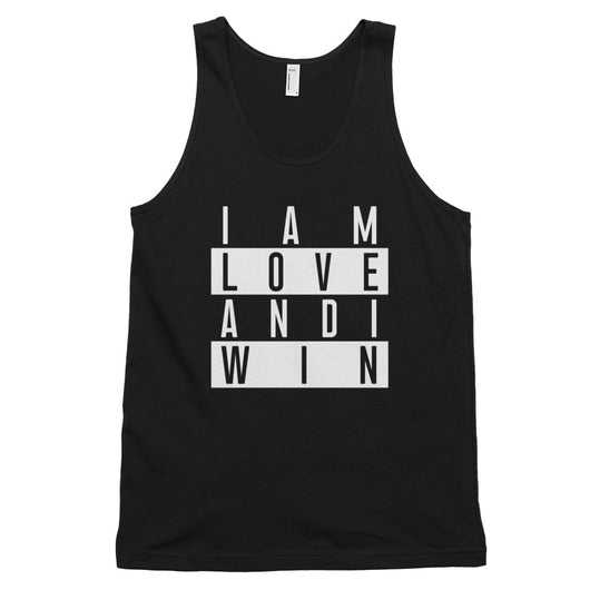 Love Will Win Men's Tank