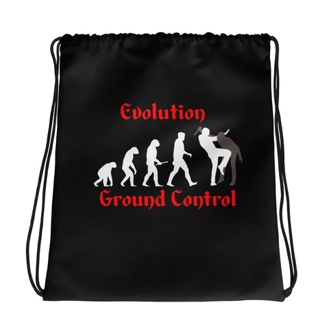 Evolution Ground Control Drawstring bag