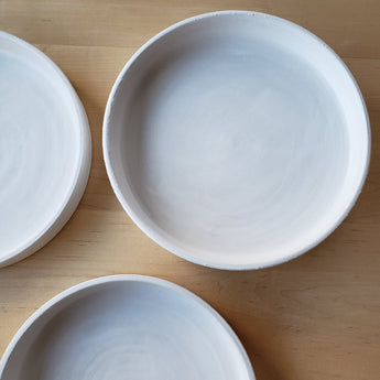 Goose Creek Mercantile, Seattle home decor, interior design, kitchenware, shop, boutique, natural modern, beau rush ceramics, rimmed platter, Remodelista