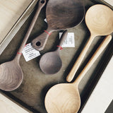 Goose Creek Mercantile, Seattle home decor, interior design, kitchenware, shop, boutique, natural modern, Remodelista, hand-carved wooden spoons, hand made bespoke