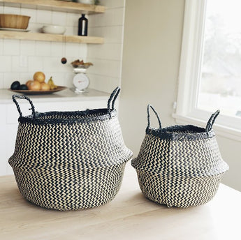 Goose Creek Mercantile, Seattle home decor, interior design, kitchenware, shop, boutique, natural modern, Remodelista, xinh and co, belly baskets