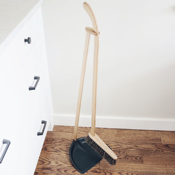 Broom with dust pan - 20% off